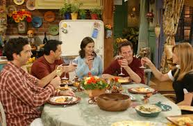 thanksgiving with friends friends season 10 comedy tv shows warner bros uk