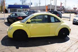 volkswagen beetle yellow 1999 volkswagen beetle yellow manual used car