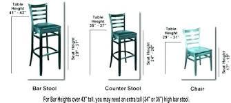 kitchen island stool height astounding barstool table average bar height kitchen island stool
