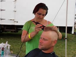 local salon offered haircuts during music festival sheridanmedia com
