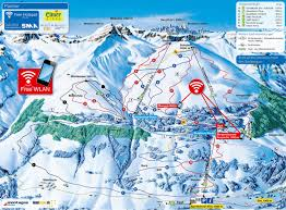 Photo Map Bergfex Ski Resort Elm Skiing Holiday Elm Winter Resort Elm