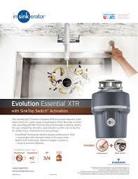 insinkerator sink top switch 78239a in by insinkerator in glenside pa evolution essential xtr