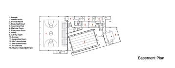 locker room floor plan gallery of binhai xiaowai high hhd fun 23
