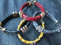 luxury man bracelet images Hot sell fashion jewelry with mens luxury real stingray leather jpg