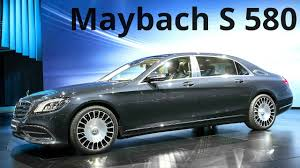 2018 mercedes maybach s 580 now even better ultimate cars