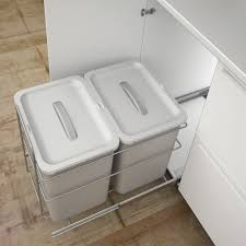 kitchen bin ideas awesome kitchen bin storage solutions taste