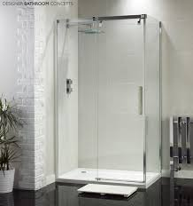 Bath Shower Kits Brilliant Glass Shower Enclosure Kits Fancy Glass Shower Door Bath