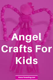 angel crafts for kids simple and easy christian angel crafts for