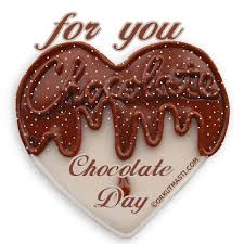 chocolate s day image result for when is chocolate day gifs