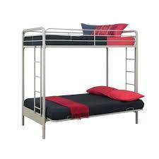 Futon Bunk Bed Wood Futon Bunk Bed Cascadecheese
