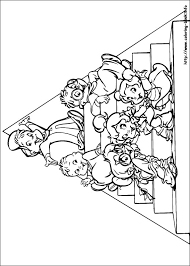 alvin chipmunks coloring pages coloring book
