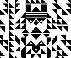 black and white designs wallpaper living room design ideas