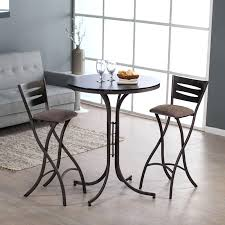 furniture height aluminum folding bar stools with backrest and