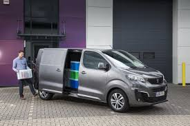 peugeot commercial peugeot expert awarded top van accolade st peters
