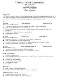 Pg Resume Format Vet Tech Resume Coinfetti Co