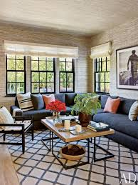 the right way to design around a tv photos architectural digest