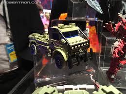 transformers hound truck toy fair 2017 transformers the last knight megatron scorn