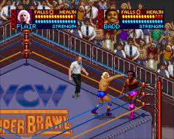 wcw superbrawl wrestling similar games giant bomb