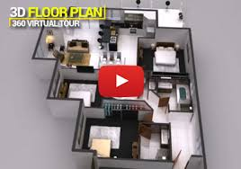 Floor 360 by 3d Floor Plan Design Interactive 3d Floor Plan Yantram Studio