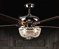 Gallery 74 Chandelier Crystal Chandelier Ceiling Fan With Light Kit Foter And 7 Combo On
