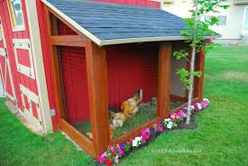 Plans For Garden Sheds by Remodelaholic Cute Diy Chicken Coop With Attached Storage Shed