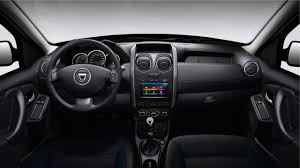 renault lodgy interior dacia duster anniversary edition interior dashboard indian autos