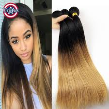 100 human hair extensions peruvian ombre hair 4 bundles deals 100 human hair sew in