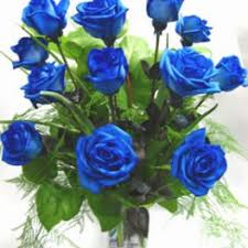 blue roses delivery blue flower delivery in flowers by emil