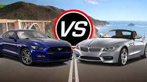 97 mustang gt specs 2016 ford mustang gt vs bmw z4 sdrive35i spec comparison