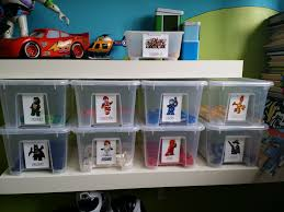 lego labels fit for ikea small storage boxes stuff i u0027ve made