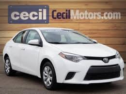 Used Cars In Port Arthur Tx Used Toyota For Sale In Port Arthur Tx 108 Used Toyota Listings