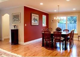 dining room paint ideas dining room rail idea feng paintings paint room finish oak