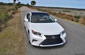 lexus es 350 sport mode 2017 lexus es350 hd road test review w 2 videos by tom burkart
