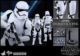 star wars first order stormtrooper sixth scale figure by
