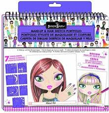 fashion angels makeup artist sketch set makeup daily