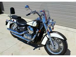 honda shadow aero honda shadow in minnesota for sale used motorcycles on