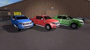 ford ranger ford ranger 2017 v 1 0 multicolor u2013 fs17 mods