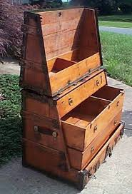 16 best chests trunks luggage images on pinterest vintage