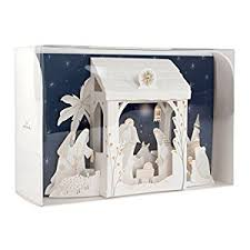 hallmark luxury boxed cards pop up manger pack