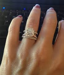split band engagement rings split shank engagement rings what band weddingbee page 2