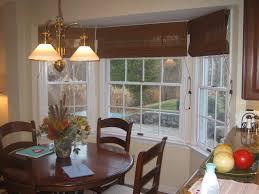Natural Bamboo Blinds Decorating Fantastic Window Decor With Bamboo Roman Shades Design