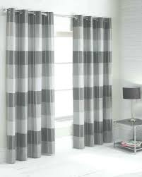 Black Gray Curtains Black And Grey Curtains On Gray Walls Pencil Pleat