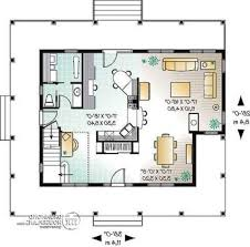 cottage house floor plans house plans with sided fireplace 1 1st level lakefront