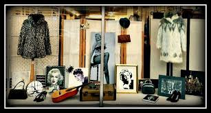 consignment stores window display tips for charity thrift consignment stores
