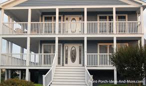 houses with porches home plans coastal houses front porch pictures
