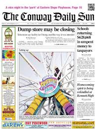 the conway daily sun friday september 30 2011 by daily sun issuu
