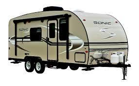 small travel trailer floor plans venture rv introduces new sonic series u2013 vogel talks rving