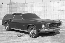Black 69 Mustang The Ford Mustang Designs That Never Made It