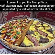 Pizza Meme - i present to you the trump pizza meme xyz