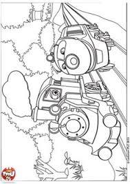free printable chuggington coloring printable coloring